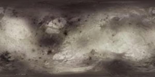 Celestia Textures for Terrestrial Planets