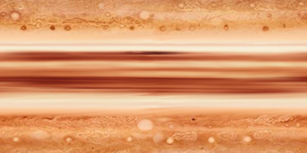 Jovian Planet Textures