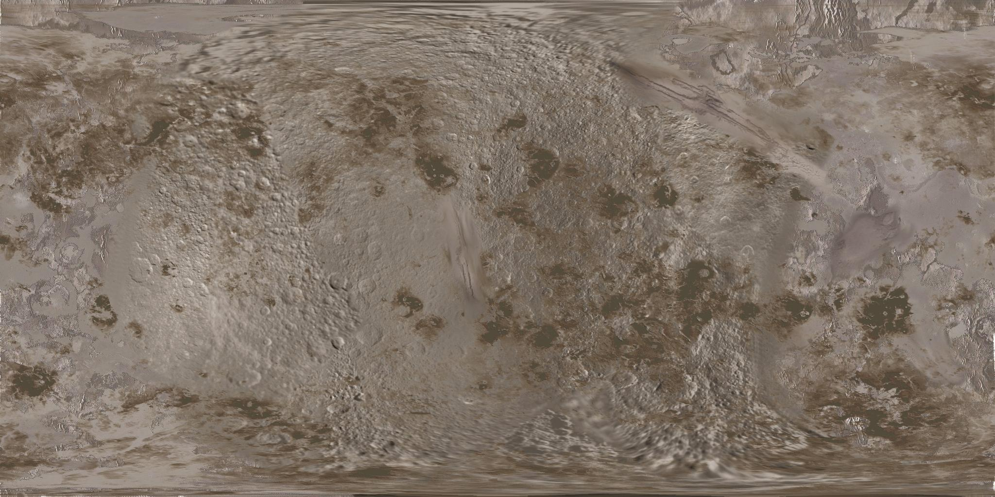 Anshar Surface High Albedo